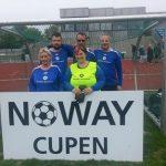 Fotballturnering som arena for nettverk og samspill