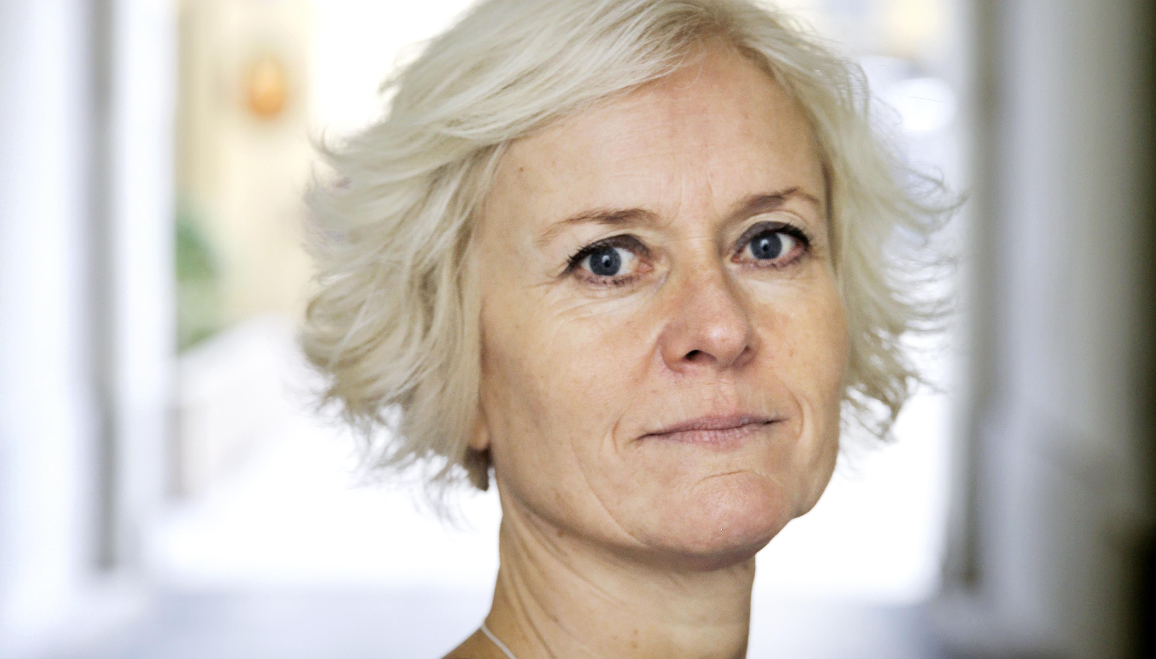 AMALIEDAGENE: Generalsekretæren i Rådet for psykisk helse, Tove Gundersen, skal stå for den offisielle åpningen av Amaliedagene. Foto: Paal Audestad)