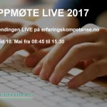 LIVE streaming på toppmøte 2017