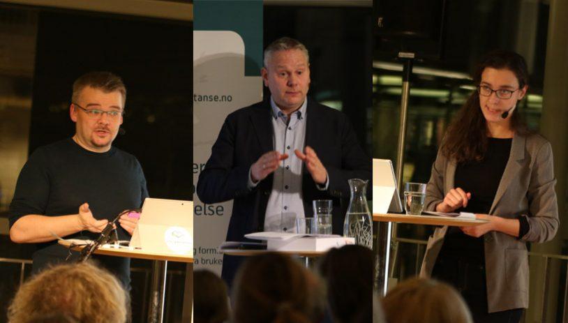 Temakveld i Tromsø: Loven om tvangsbegrensning